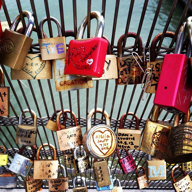 Locks-o-love
